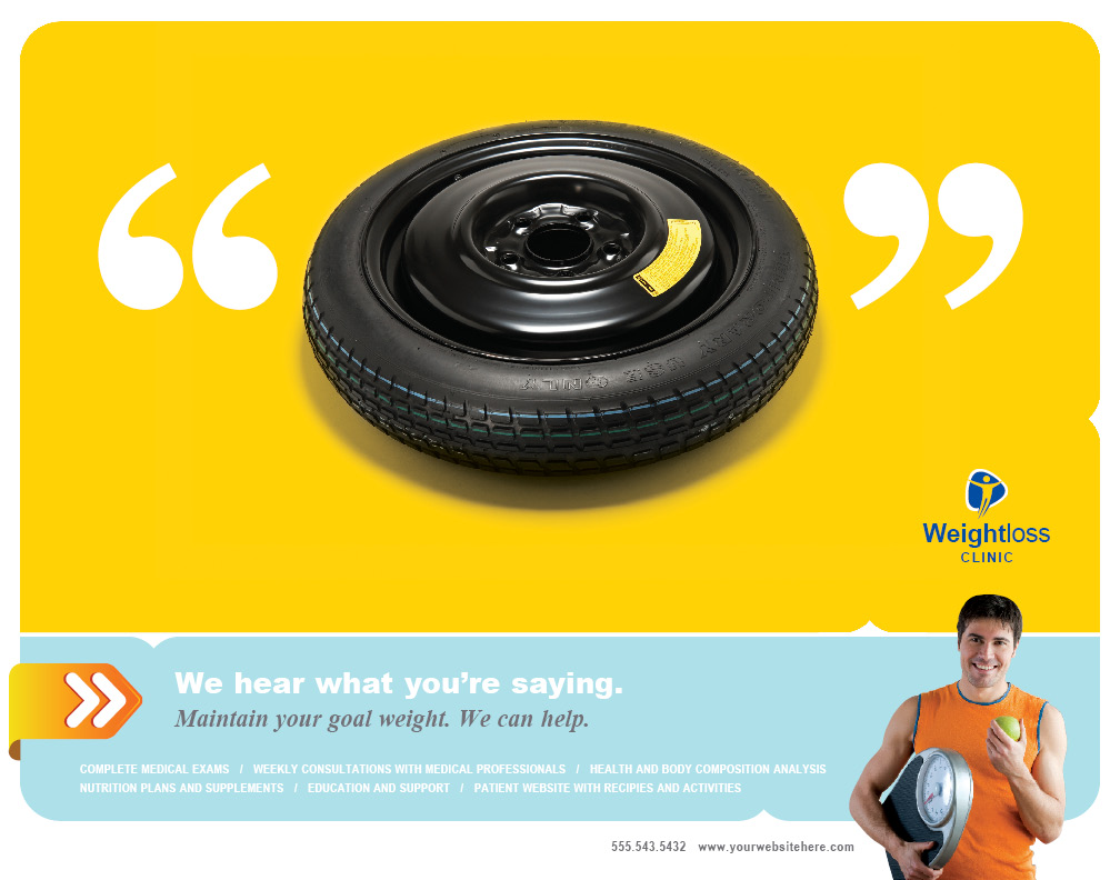 Weight Loss Advertisements In Magazines - Viewing Gallery