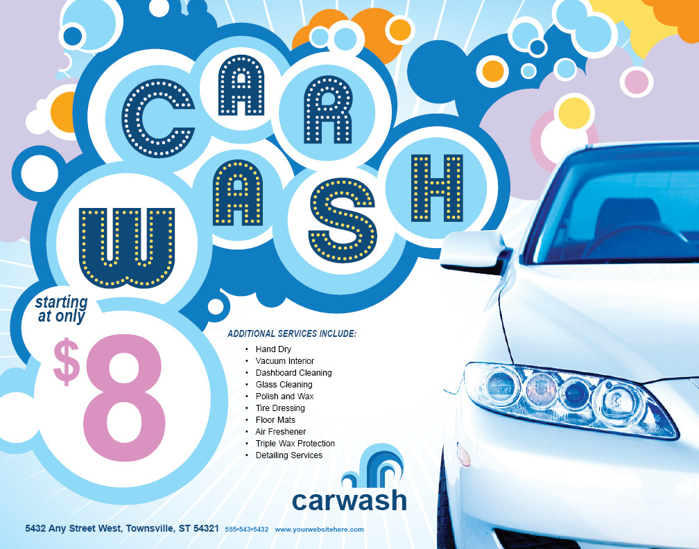 Car Wash For Rent Ie